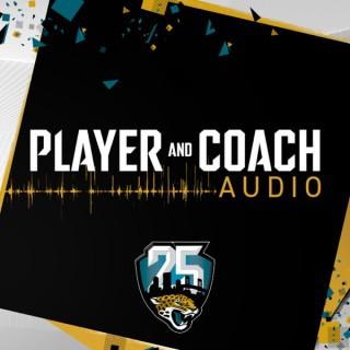 Jaguars Player & Coach audio