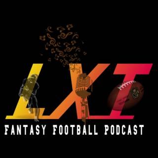 LXT Fantasy Football Podcast's