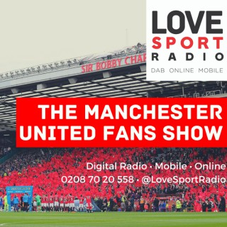 Manchester United Fans Show on Love Sport