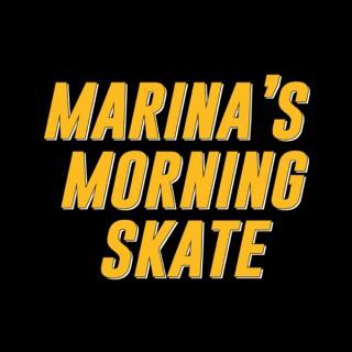Marina's Morning Skate