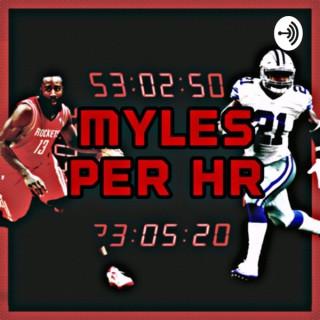 MylesPerHr