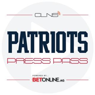 New England Patriots Press Pass