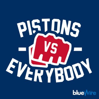 Pistons vs. Everybody