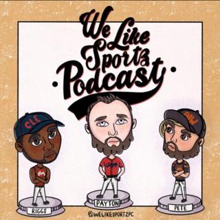 We Like Sportz Podcast