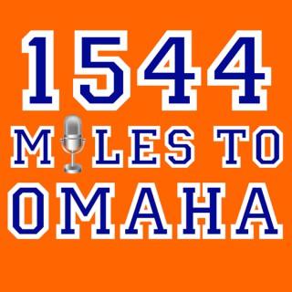 1544 Miles to Omaha