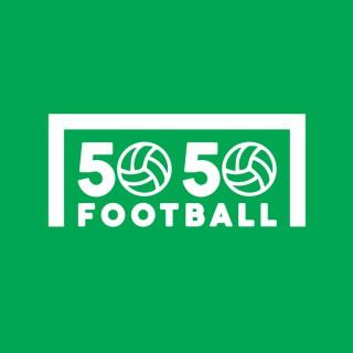 50/50 Football