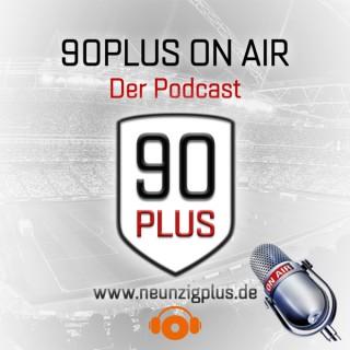 90PLUS On Air – meinsportpodcast.de