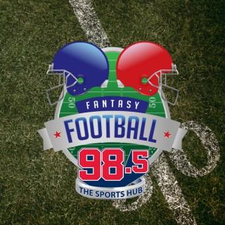 98.5 The Sports Hub Fantasy Football Podcast