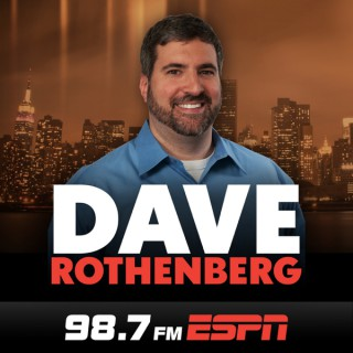 98.7 ESPN New York: Dave Rothenberg