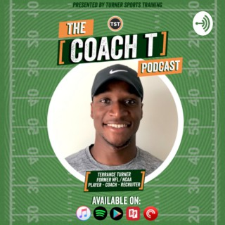 """""""The Coach T"""" Podcast Show"""