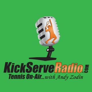 KickServeRadio.com, Tennis on air, with Andy Zodin
