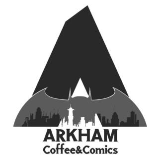 Arkham coffee and comics