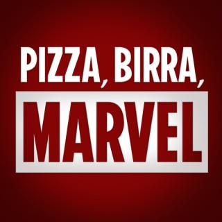 Pizza, Birra, Marvel