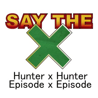 Say the X