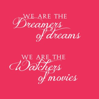 We Are the Watchers of Movies