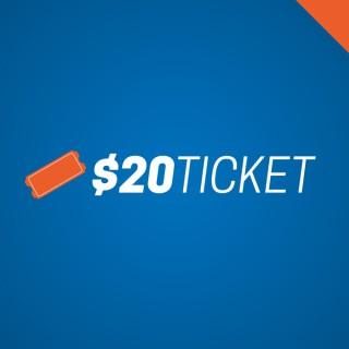 20 Dollar Ticket