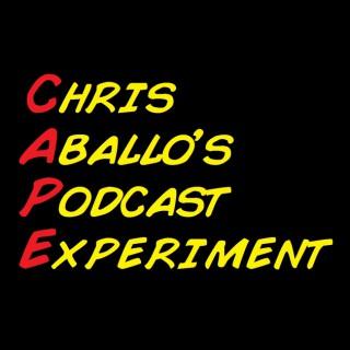 Chris Aballo's Podcast Experiment