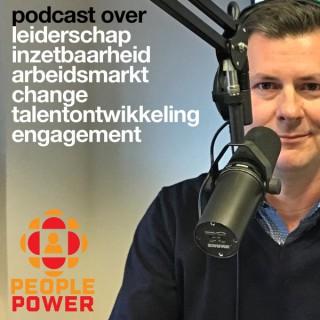 People Power Podcast - Over de kracht van mensen in organisaties
