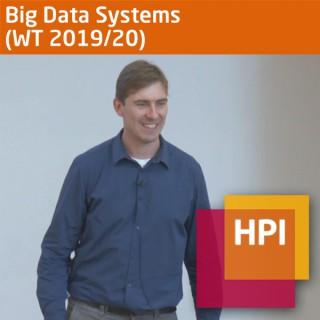 Big Data Systems (WT 2019/20) - tele-TASK