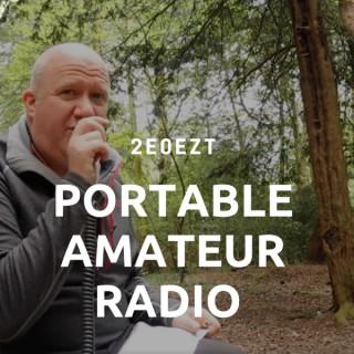 Portable amateur radio podcast