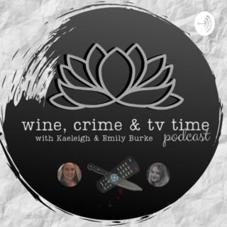 Wine, Crime & TV Time