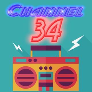 Channel 34 Sketch Comedy Radio