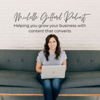 Content creator to Money Maker podcast with Michelle Gifford