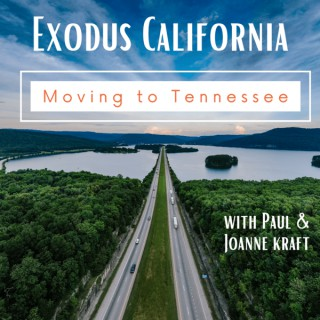Exodus California - Moving to Tennessee
