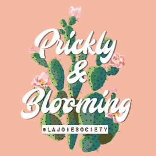 Prickly and Blooming