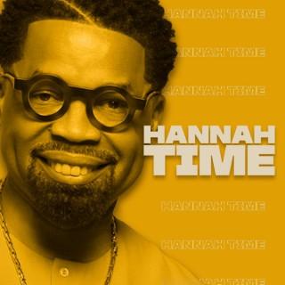 Hannah Time with Pastor John F. Hannah