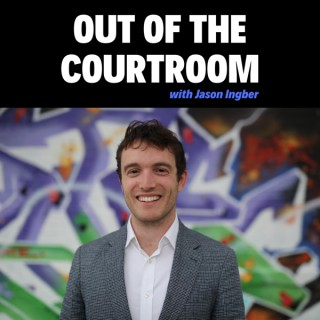 Out of the Courtroom