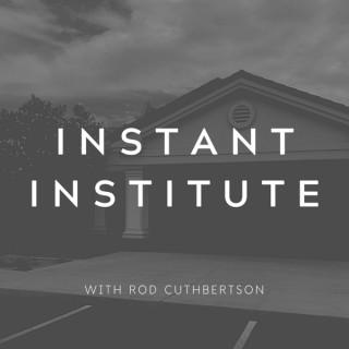 Instant Institute