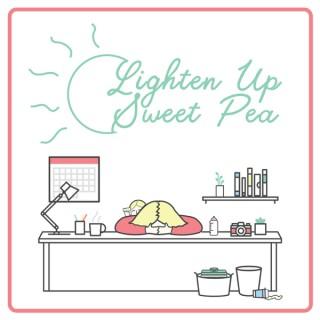 Lighten Up Sweet Pea