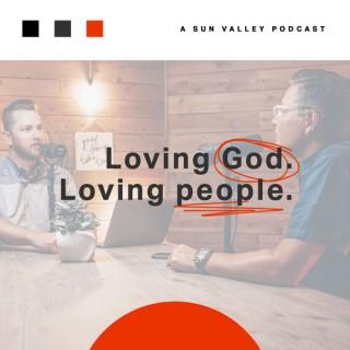 Loving God. Loving People.