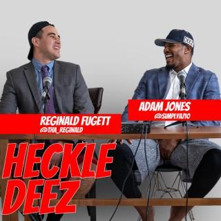 Adam Jones Heckles Deez with Reggie