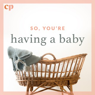 So, you're having a baby with Craig and Rachel Denison