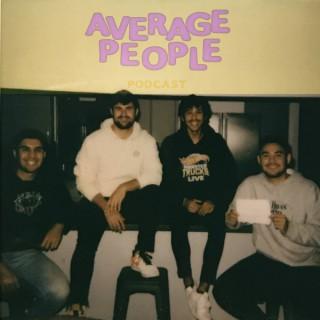 Average People Podcast