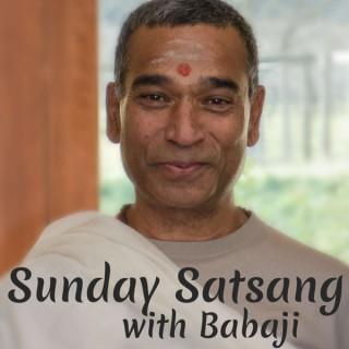 Sunday Satsang With Baba Harihar Ram at Sonoma Ashram