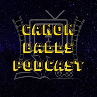 Canon Balls Podcast