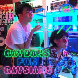 Gaydars for Gaysians