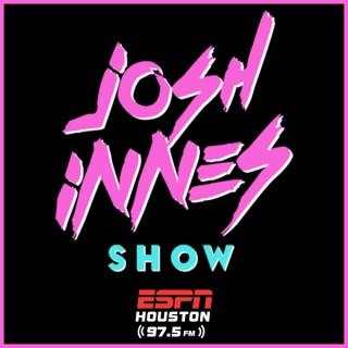 Josh Innes Show on ESPN Houston