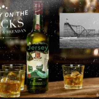 Jersey On The Rocks