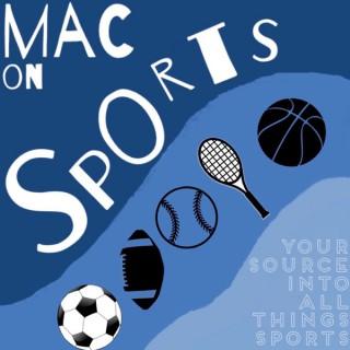 Mac on sports podcast
