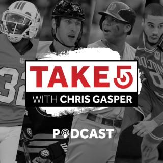 Take 5 with Chris Gasper