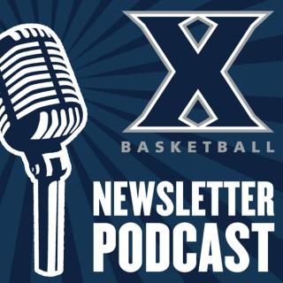 Xavier Basketball Newsletter