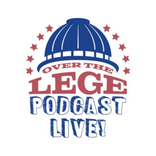 Over the Lege, The Live Podcast!