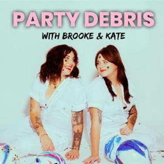 Party Debris