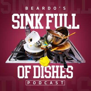 Beardo's Sink Full of Dishes