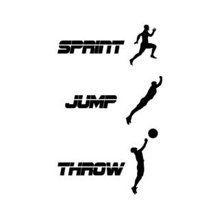 Sprint Jump Throw Performance Podcast