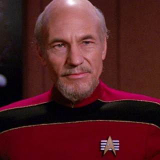 Picard's Not My Dad